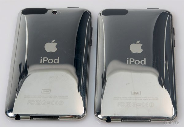 New Apple iPod Touch With Camera Leaked?
