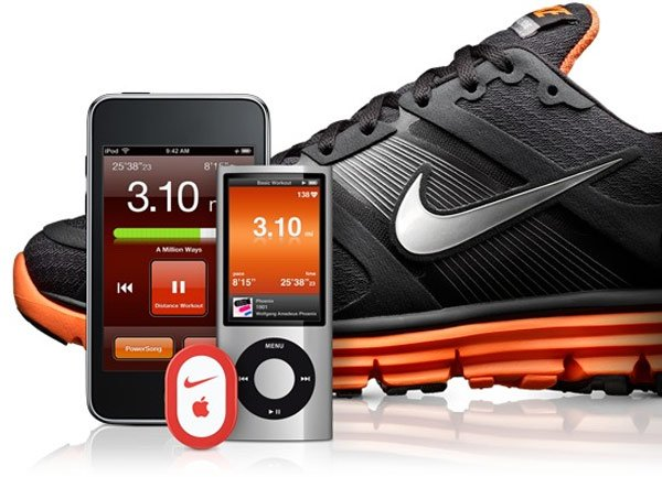 Nike Plus Heart Rate Monitor For iPhone And iPod Launching June 1st