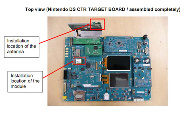 Nintendo 3DS Shows Up At The FCC