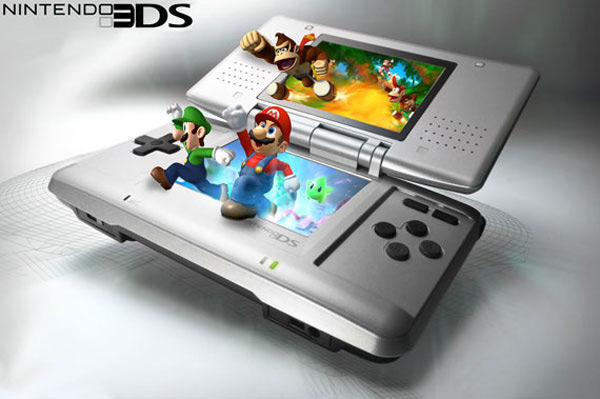 Nintendo 3DS To Have 2D And 3D Modes
