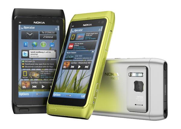 Nokia N8 Headed To Vodafone UK
