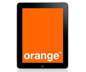 Orange UK Announces iPad Data Plans