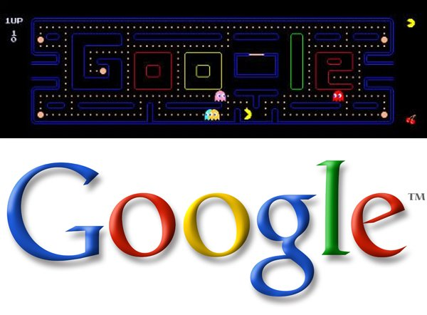 google celebrates pac man s 30th birthday with playable google doodle 30th birthday with playable google doodle