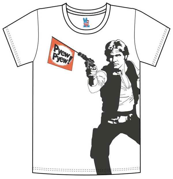 Reece Ward Official Star Wars T-Shirts