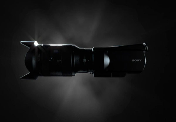 Sony Developing Camcorder With Interchangeable Lens System