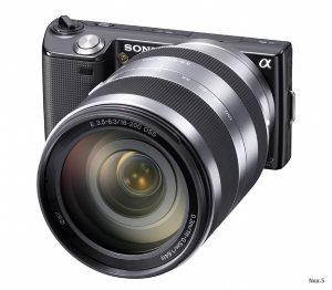 Sony Nex-5 And Nex-3 Review
