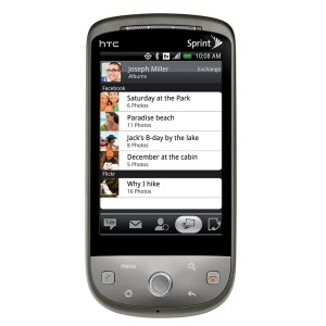 Sprint HTC Hero Finally Gets Android 2.1 Update