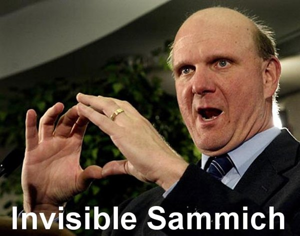 Microsoft Setve Ballmer To Appear At Apples WWDC