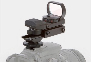 Tactical Sight For Your DSLR