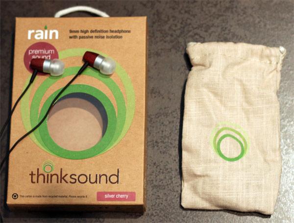 Thinksound Rain Headphones Review