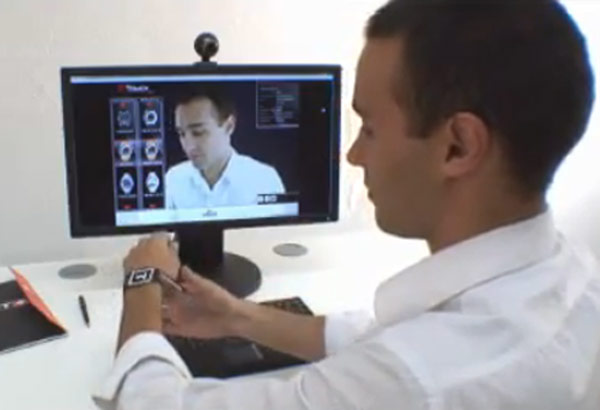 Tissot Lets You try Their Watches Using Augmented Reality
