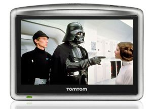 TomTom Adds Star Wars Voices To TomTom Devices