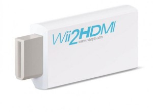 Wii2HDMI Converts Your Wii's Output to HDMI