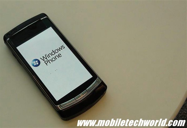 Windows Phone 7 Running On Samsung Prototype (Video)