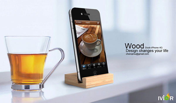 iPhone 4G dock