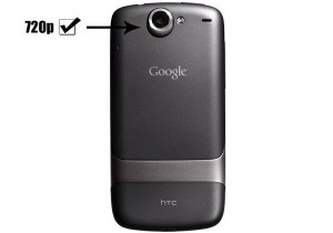 Hack Brings 720p HD Video Recording To The Nexus One