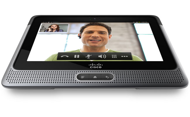 Cisco Cius Android Tablet Announced
