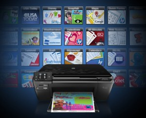 HP ePrint Web Connected Printer Service Launches