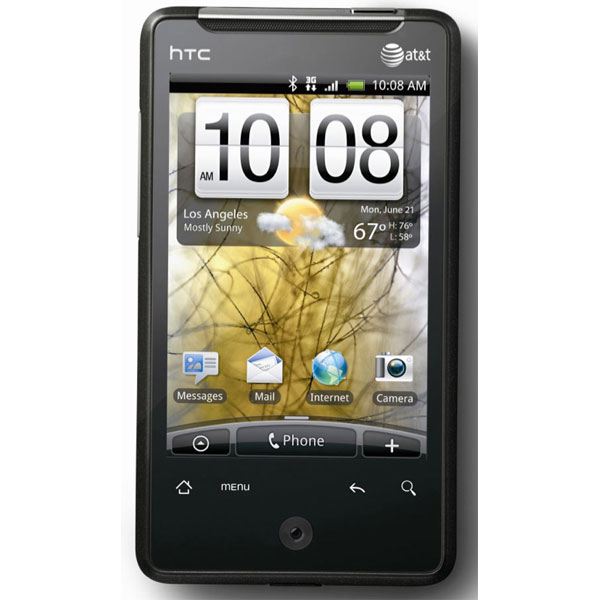 HTC Aria Android Smartphone Gets Official, Coming To AT&T