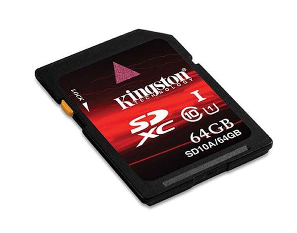 Kingston 64GB SDXC