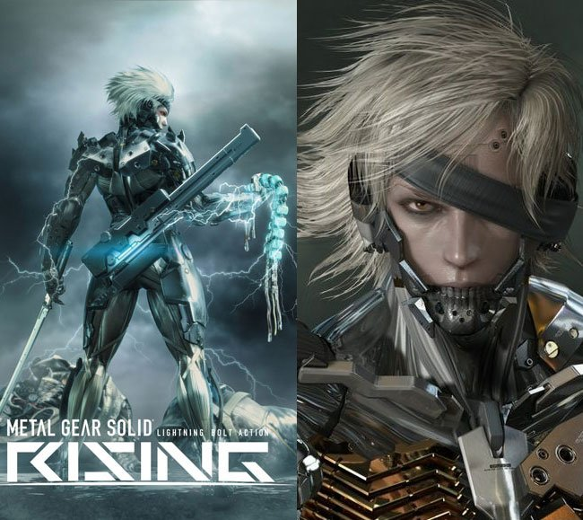 Metal Gear Solid Rising E3 2010 Trailer