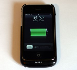 MiLi Power Spring For iPhone 3G And 3GS Review