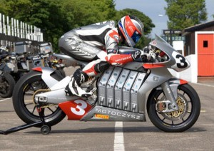 MotoCzysz E1pc -The Worlds Fastest Electric Motorcycle