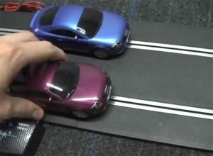 Nexus One Slot Car Controller