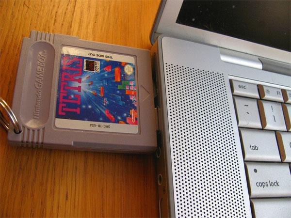 Nintendo Game Boy Cartridge USB Drives