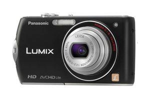 Panasonic Lumix FX75 Compact Digital Camera