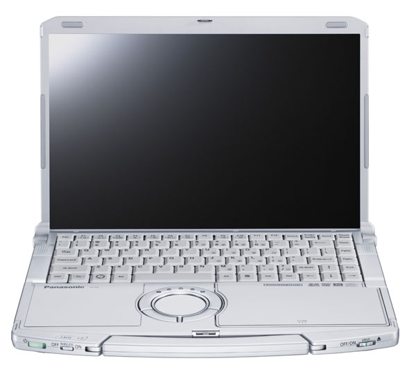 Panasonic Toughbook F9 Notebook Announced