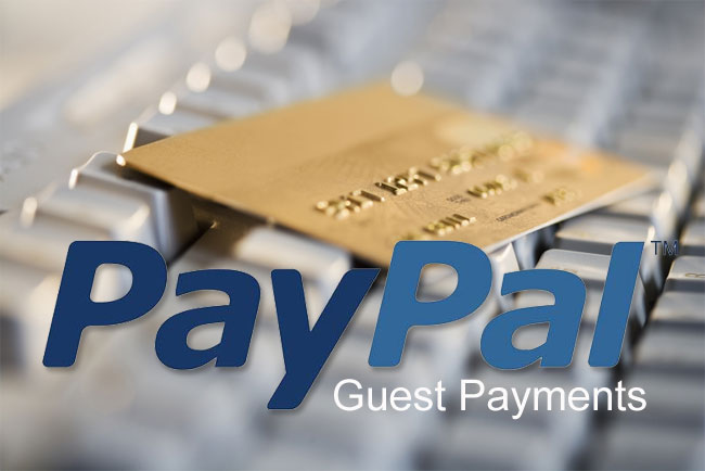 PayPal Guest Payments