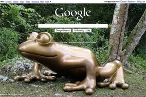 Google Lets You Personalize Your Google Homepage