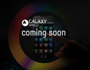 Samsung Galaxy Apollo Android Smartphone Coming To The UK