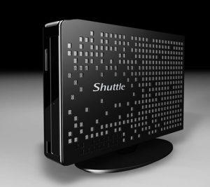 Shuttle X350 Mini PC