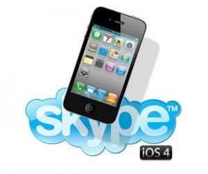 Skype iOS 4