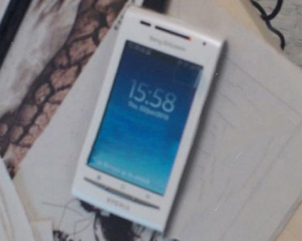 Sony Ericsson X10 'Shakira' Android Smartphone Leaked?
