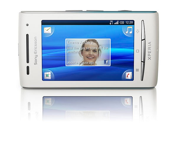 Sony Ericsson Xperia X8 Android Smartphone Announced