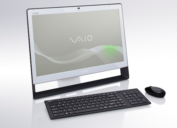 Sony Vaio J Series Touchscreen All In One PC