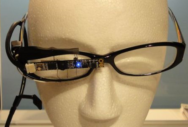 Sony's Eye Tracking Glasses
