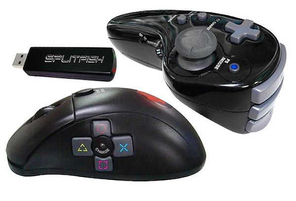 Splitfish Dual SFX Frag Pro