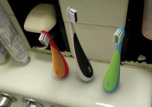Standup Toothbrush