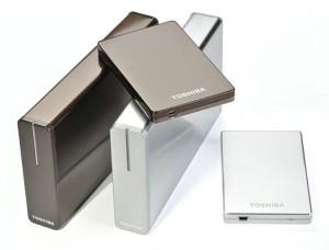 Toshiba Lightweight STOR.E Drives