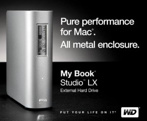 Western Digital My Book Studio LX For Mac