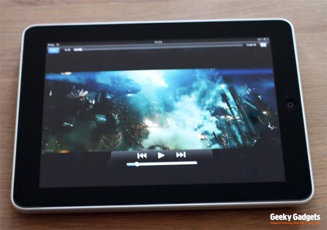 Apple iPad Review