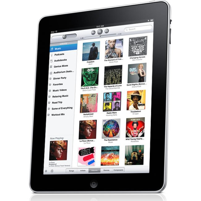 Apple Sells 3 Million iPads In 80 Days
