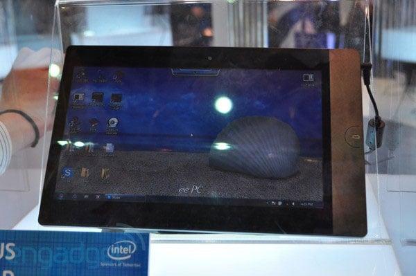Asus EPad Windows 7 Tablet