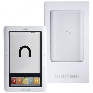 Barnes & Noble Announces WiFi Only Nook, Yours For $149.99