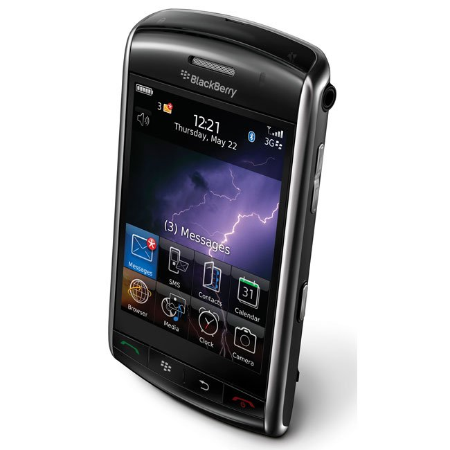 BlacBerry Storm 3 Specifications (Rumor)