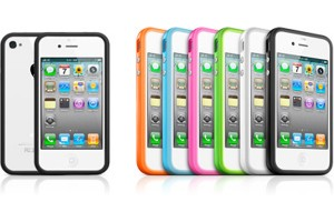 iPhone 4 Bumpers Add Some Color To The New Apple iPhone